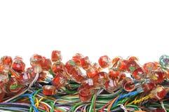 Conexión de cable Imagen de archivo