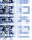Conexiones de la tecnología Imagen de archivo libre de regalías