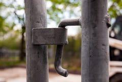 Conexão da cerca Fotos de Stock