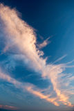 Coney Clouds Royalty Free Stock Photography