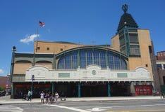 Coney Island - σταθμός μετρό λεωφόρων Stillwell στο Coney Island Στοκ Εικόνες