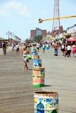 Coney Island stock image