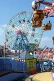 Coney Island Στοκ εικόνα με δικαίωμα ελεύθερης χρήσης