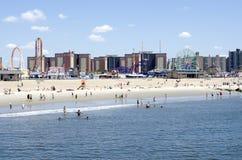 Coney Island Fotografia de Stock