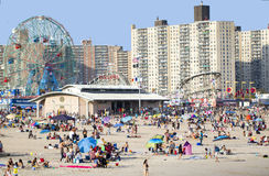 Coney Island royalty free stock photo