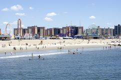 Coney Island Stock Photography