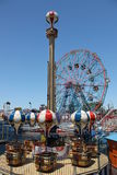 Coney Island Royalty Free Stock Photography