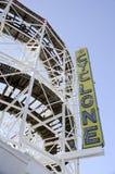 Coney Island cyklon Obrazy Stock