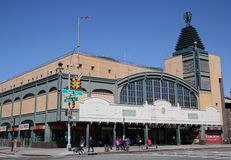 Coney Island Luna Park in Brooklyn, New York Royalty Free Stock Photos