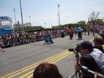 The 2013 Coney Island Mermaid Parade 39 Stock Photo