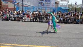 The 2013 Coney Island Mermaid Parade 48 Royalty Free Stock Photos