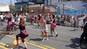 The 2013 Coney Island Mermaid Parade 50 Royalty Free Stock Photos
