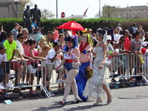 The 2013 Coney Island Mermaid Parade 168 Stock Image