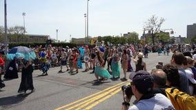 The 2013 Coney Island Mermaid Parade 180 Royalty Free Stock Image