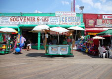 Coney Island, New York royalty free stock photography