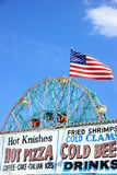 Coney Island, New York stock image