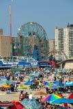 Coney Island - New York City Stockfotos