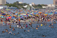 Coney Island - New York City Stockbild