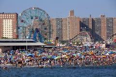 Coney Island - New York City Stockfotografie
