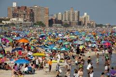 Coney Island - New York City Royalty Free Stock Image