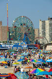 Coney Island - New York City Stock Photos