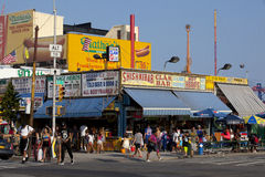 Coney Island -New York City Stock Photo