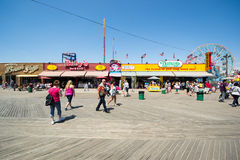 Coney island Royalty Free Stock Photos