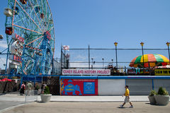 Coney island Royalty Free Stock Image