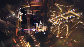 Coney Island på Luna Park Arkivbilder