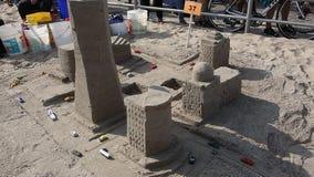 The 2014 Coney Island Sand Sculpting Contest 47 Stock Photos