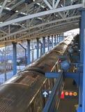 Coney Island Subway Stock Images