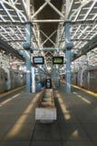 Coney Island-U-Bahnstation lizenzfreie stockfotos