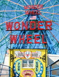 Coney Island Wonder Wheel Stock Photos