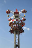 Coney Tower in Coney Island Luna Park in Brooklyn Stock Photography