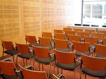 Conférence 1 Photo libre de droits