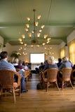 Conférence Image libre de droits