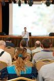 Conférence d'affaires Photos libres de droits