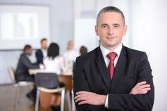 Conférence d'affaires Photo stock