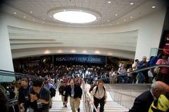 Conférence de la RSA Image stock