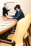 Conférence fonctionnante Photo libre de droits