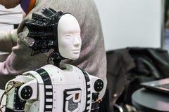 Conférence Internationale et exposition de scann de l'impression 3D Photo stock