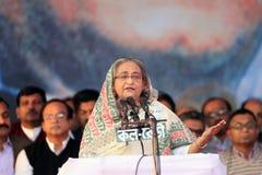 Conférence nationale de ligue du Bangladesh Awami Photos libres de droits
