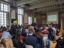 Conférences et séminaires photo libre de droits