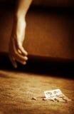 Confíe el suicidio imagen de archivo libre de regalías