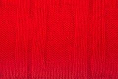 Confecção de malhas da textura da tela da camiseta ou do lenço grande Fundo feito malha do jérsei com um teste padrão de relevo M Fotografia de Stock Royalty Free