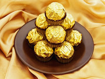 Confection heap Royalty Free Stock Images
