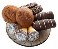 Confectionary set Stock Image