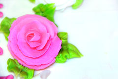 Confectioner's Rose Royalty Free Stock Image