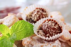 Confectionery Stock Photography