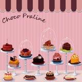 confectionery Fotografia de Stock Royalty Free